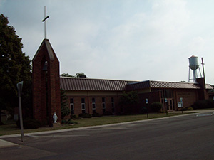 SS Phillip & James Catholic Church