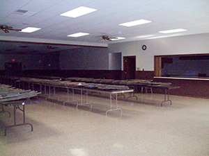 Community Center Hall
